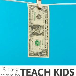 8 Easy Ways to Teach Kids About Money