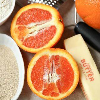 Orange Cinnamon Rolls Recipe