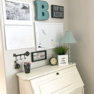 DIY Home Command Center Ideas