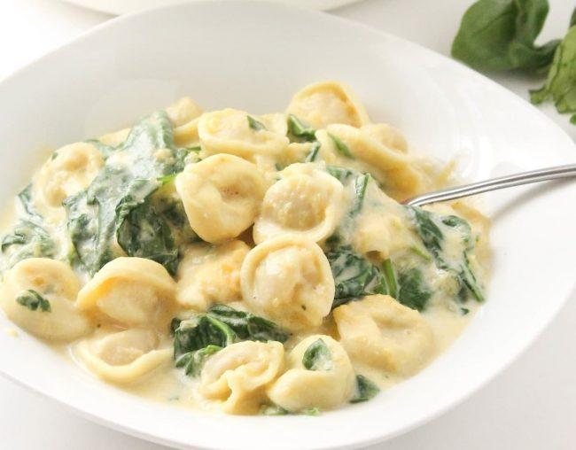 easy dinner recipe tortellini