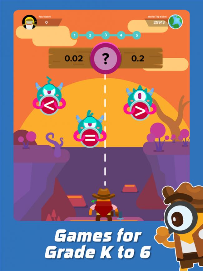 zap zap math app