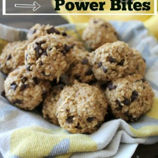 These Banana Oat Energy Bites are a great way to give your mornings the kick start that they need. Packed full of goodness, you won't feel guilty for eating more!