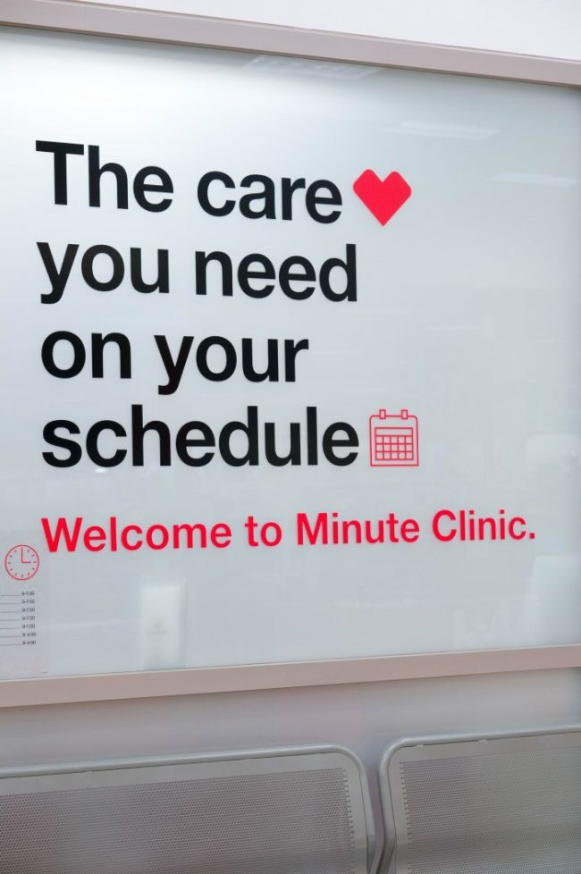 10 Reasons to try CVS MinuteClinic - A Mom's Take