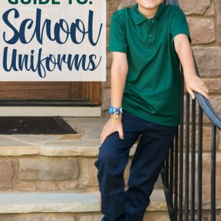 A Parents Guide to Shopping for School Uniforms