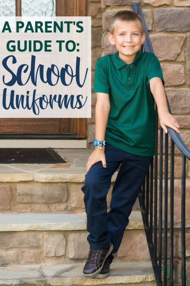 How to make the most out of your back to school budget when shopping for school uniforms. What an experience mom has learned about what you really need for the school year.
