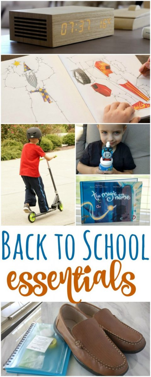 16 great picks for back to school items for the whole family! Get them ready with the tools they'll need including a backpack, water bottle, healthy snacks, and more!