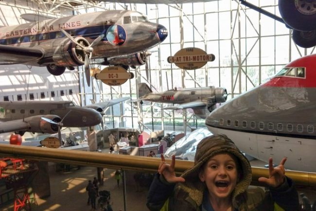 family night ideas for fun museum trip