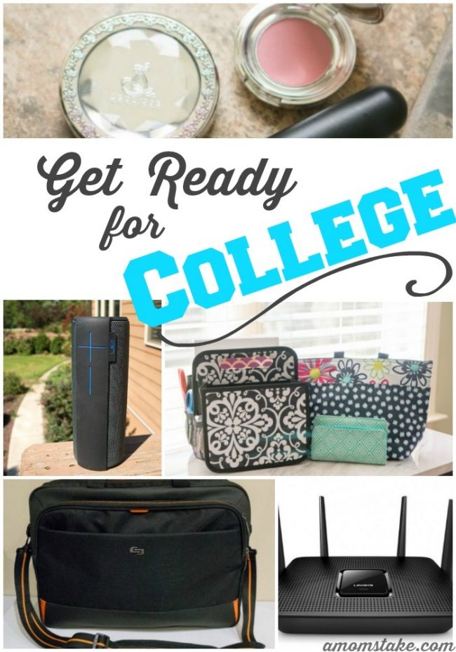 12 of the best things you need to get ready for college life