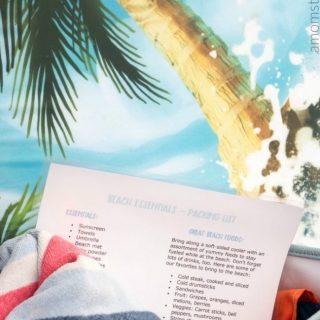 Ultimate Family Beach Trip Checklist