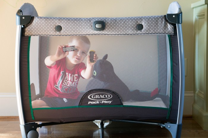 5 Ways to Use a Pack 'n Play - A Mom's Take