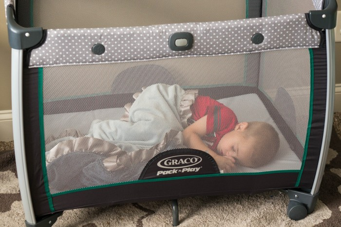 5 Ways To Use A Pack N Play A Mom S Take