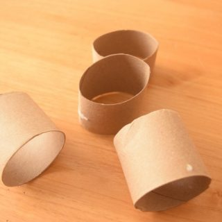 Easy Handmade Napkin Rings