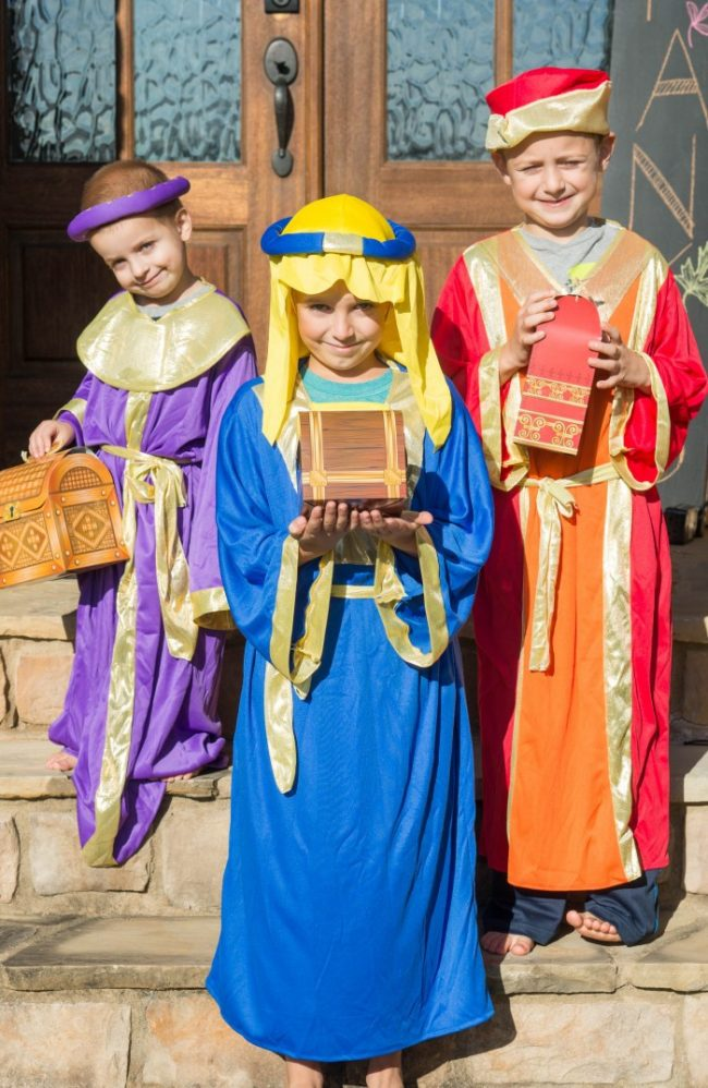 nativity costumes