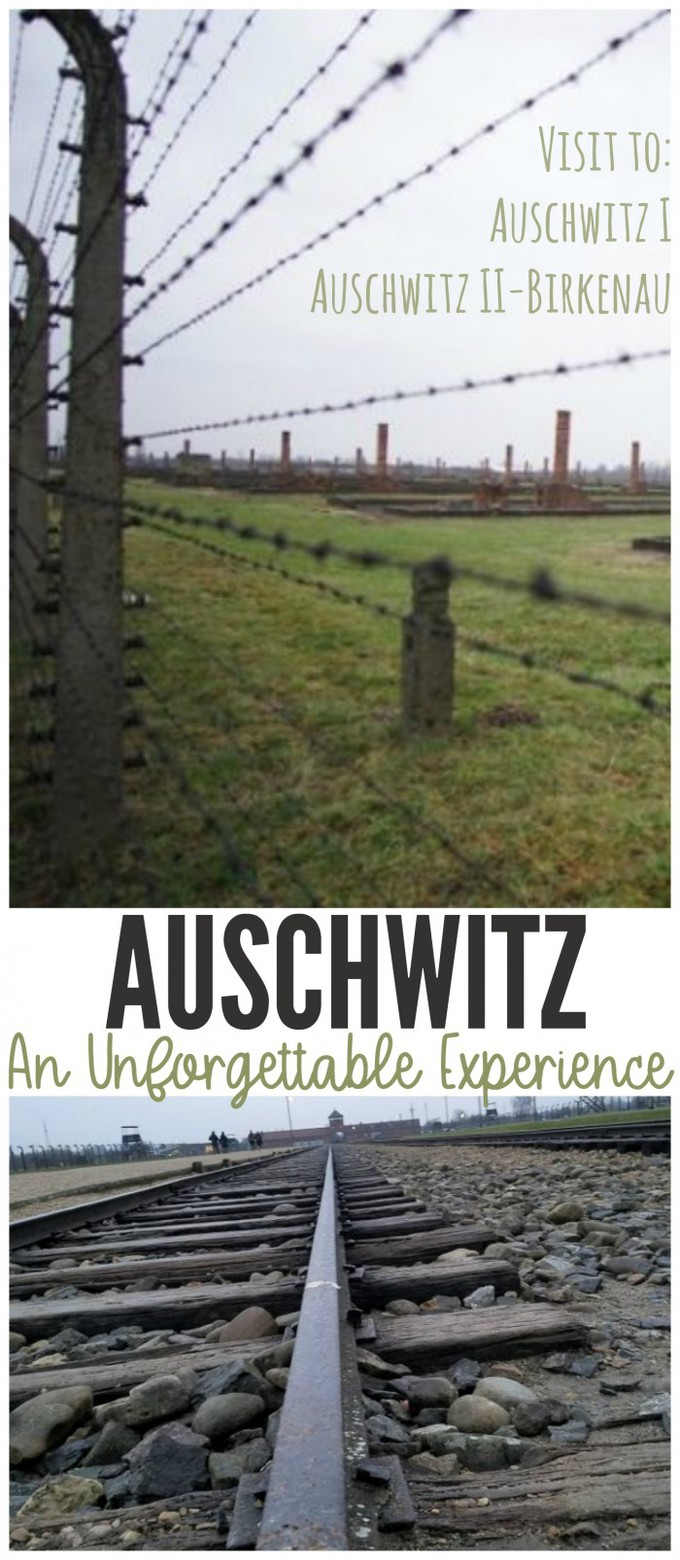 A travel log from our trip to Auschwitz World War II Nazi concentration camp just outside of Krakow, Poland. A completely unforgettable travel destination. #trip #travel #europe #auschwitz