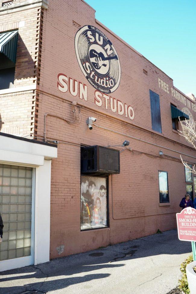 sun studios memphis