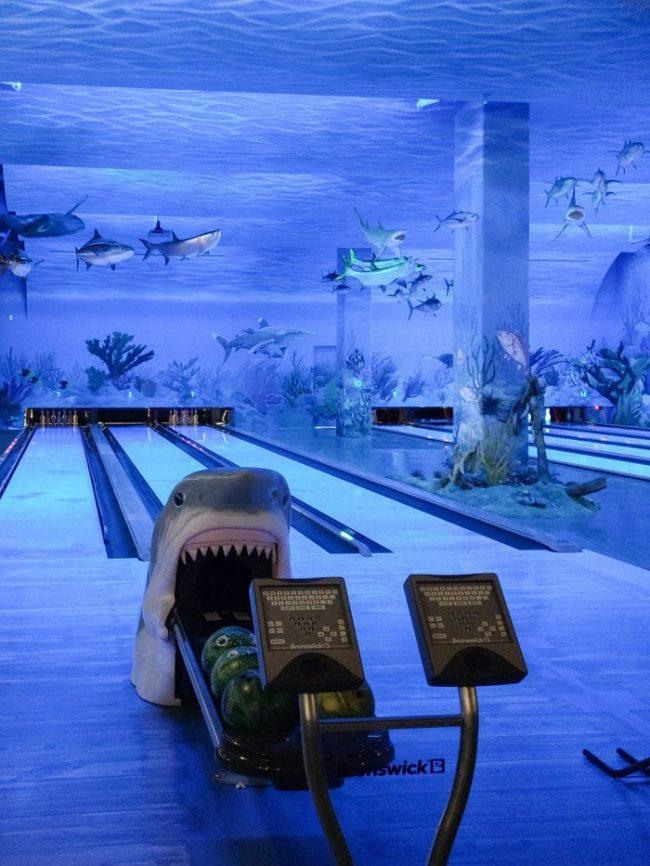 bass pro shops bowling