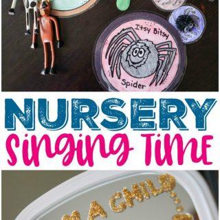 Nursery Singing Time Ideas