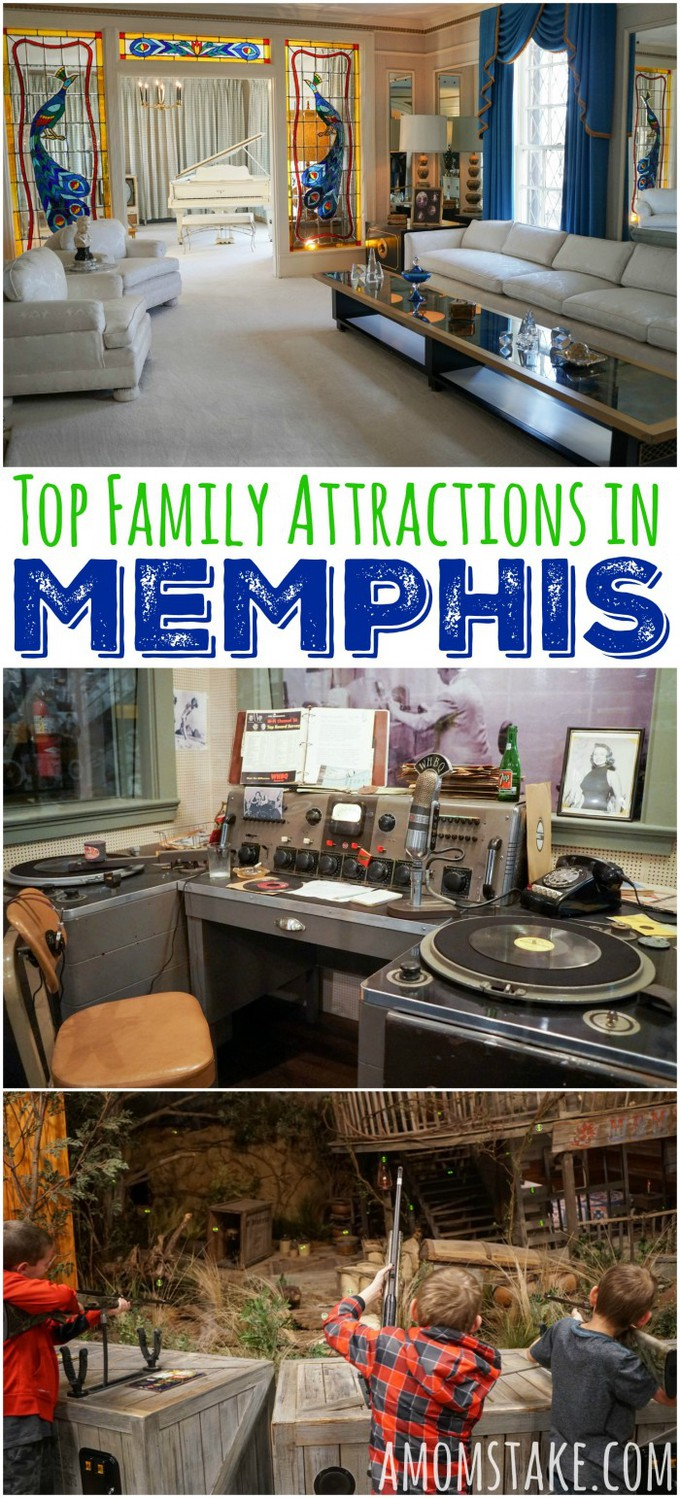Top Family Attractions in Memphis - fun things to do with kids and the whole family! #travel #destinationguide #travelguide #travellog #memphis #memphistn #tennessee #vacation #Familytravel