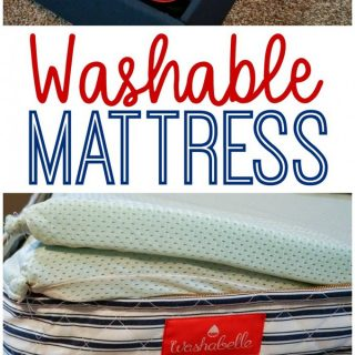Washabelle: First Ever Washable Mattress for Kids!