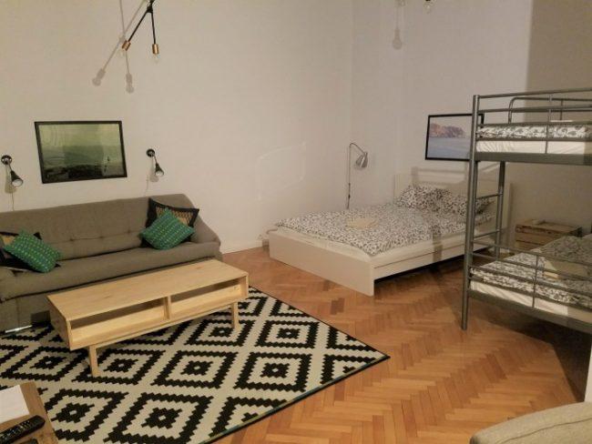 airbnb auschwitz