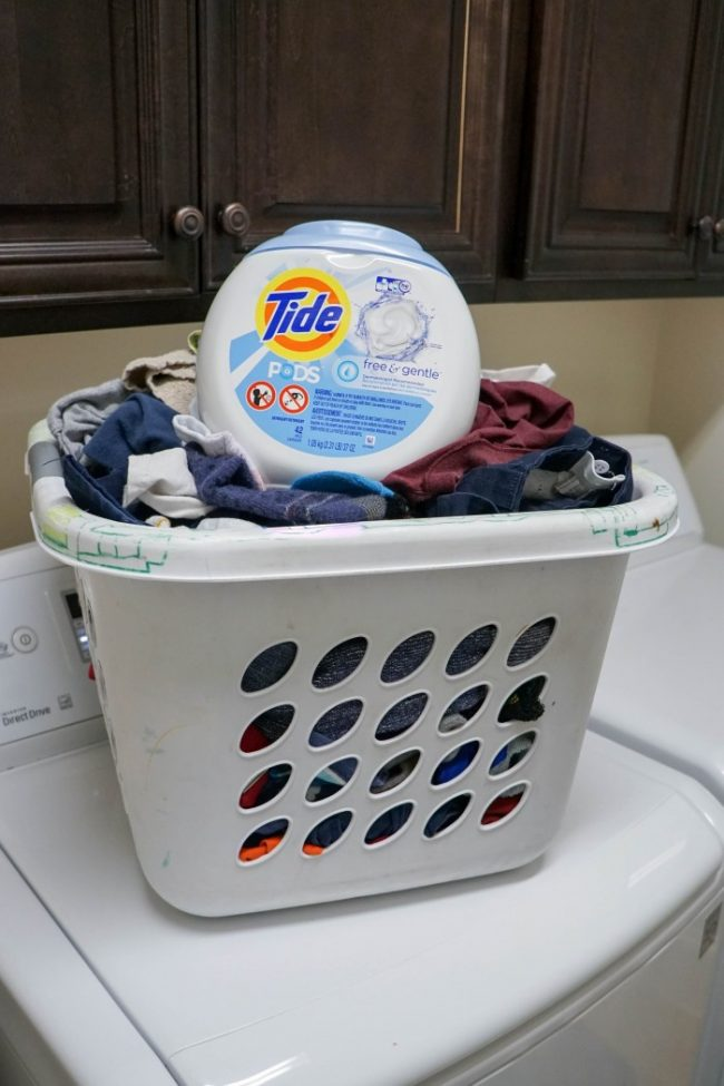 Laundry Chores For Kids By Age A Mom S Take