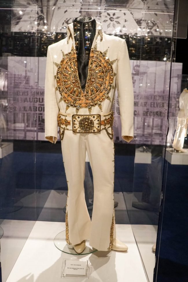 elvis clothing styles