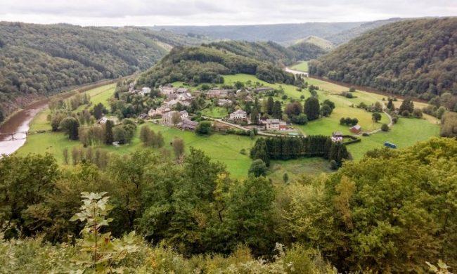 semois valley belguim