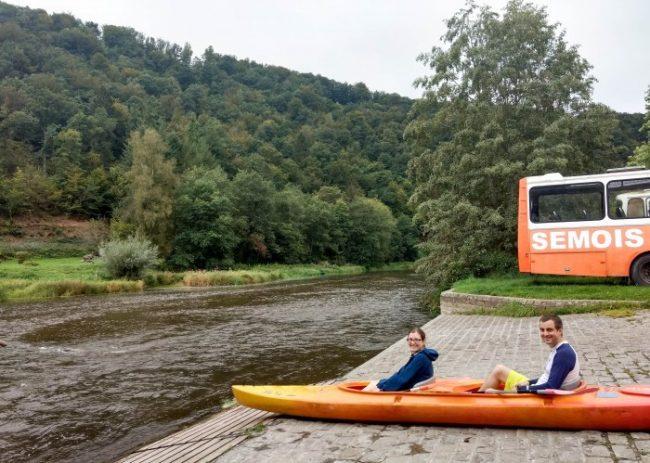semois valley kayaks
