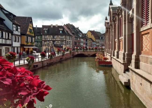 little venice colmar france