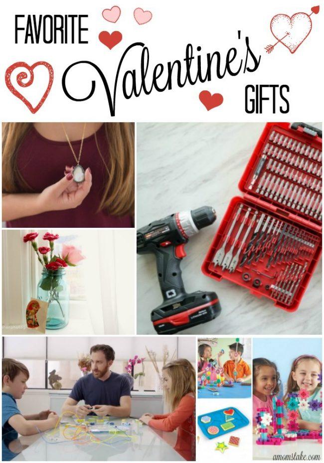 Favorite Valentines Gifts