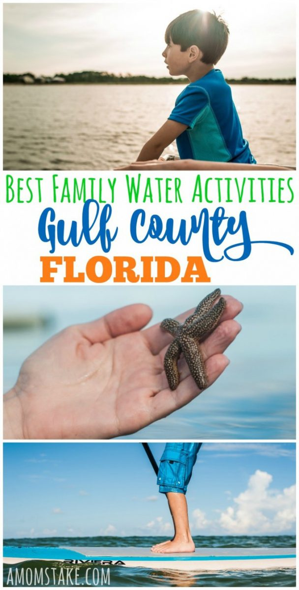 Best family water activities in gulf county Florida #travel #florida #gulfcounty #gulfcountyfl #fl #vacation #familyvacation #familytravel #usa
