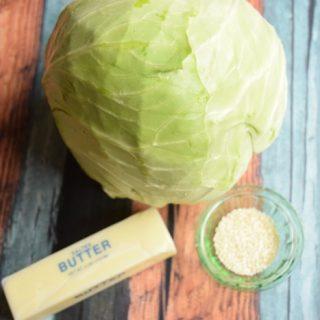 Fire Grilled Chicken & Sesame Cabbage Recipe