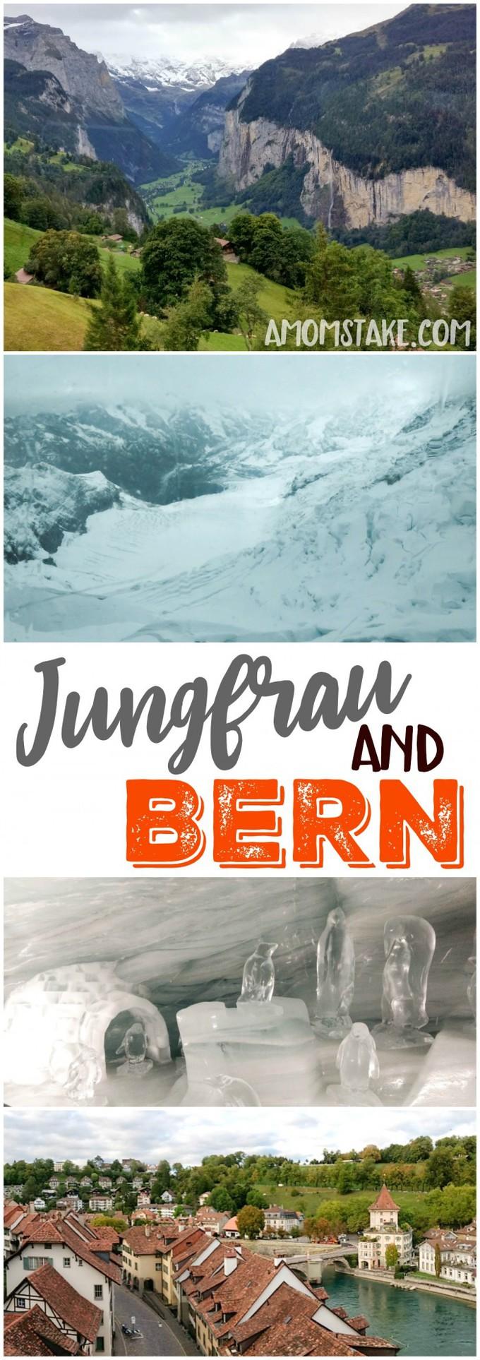 Western Europe Road trip day 4 takes us to Jungfrau