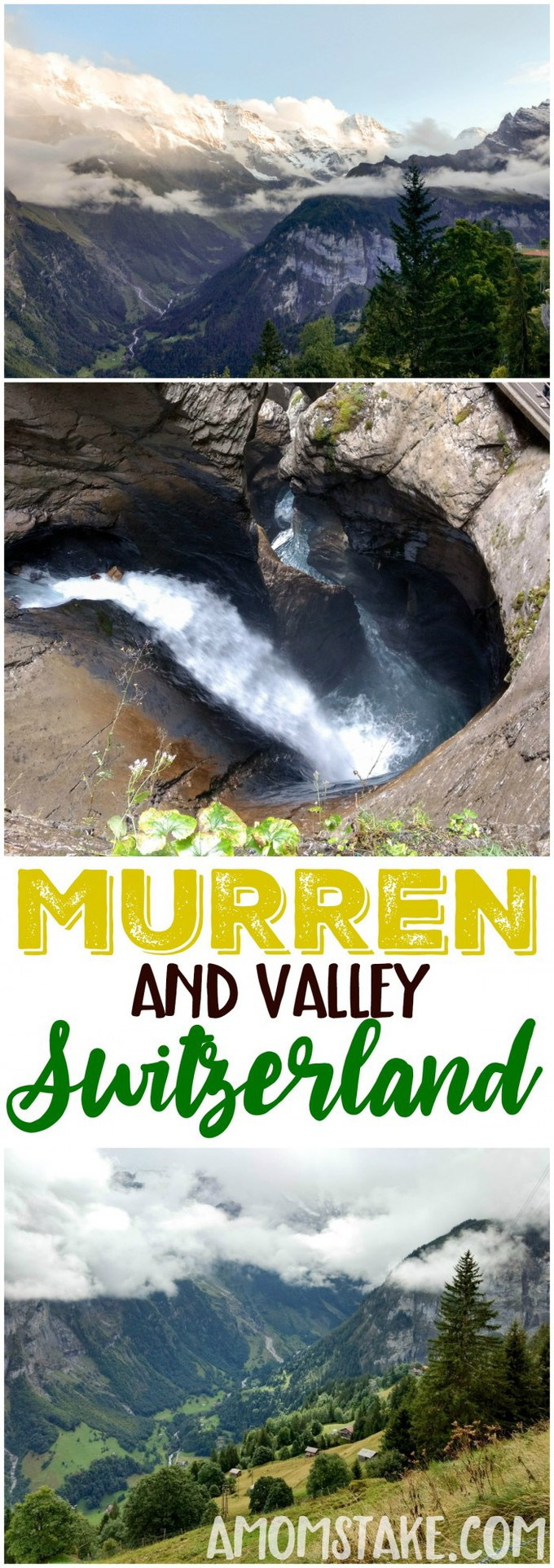 Travel to the incredible and breathtaking Murren Switzerland - part of our Western Europe road trip travel series. #ravel #trip #vacation #Europe #Switzerland #Murren #getoutdoors #travelEurope #roadtrip