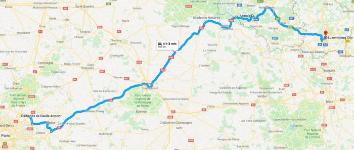 western europe road trip belgium