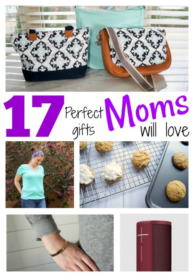 Perfect gifts for Mother's Day at www.amomstake.com