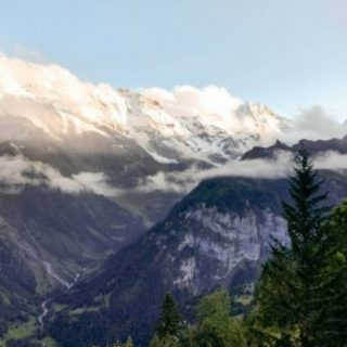 Western Europe Road Trip: Murren, Switzerland