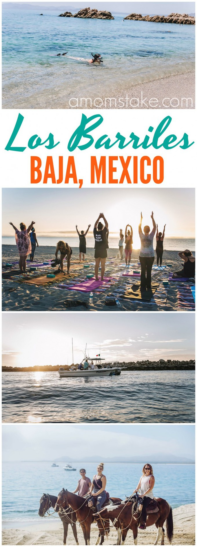 8 reasons to visit Los Barriles in the Baja California Sur peninsula in Mexico. Make this your next travel vacation destination! #travel #familytravel #vacation #destinationguide #travelguide