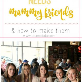 Why Every Mom Needs A Mom Tribe & How to Find Yours