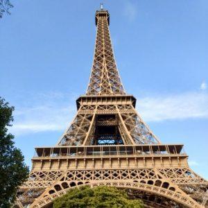 Western Europe Road Trip: Paris, France