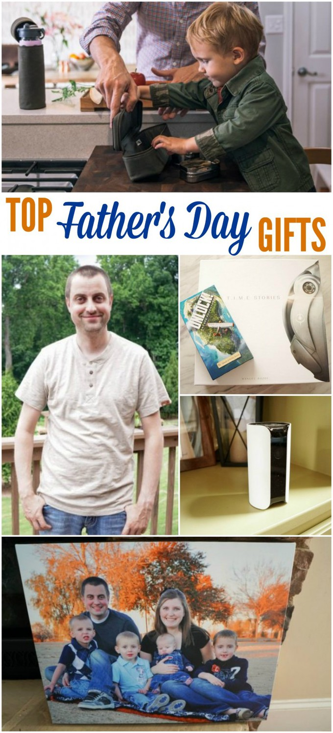 Top Father's Day gift ideas! Find something amazing to gift the men in your life with this list of great gifts! #fathersday #gifts