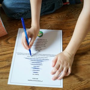 5 Ways to Involve Kids in Back to School Prep