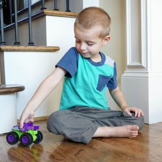 5 Reasons Boys Need Toy Cars