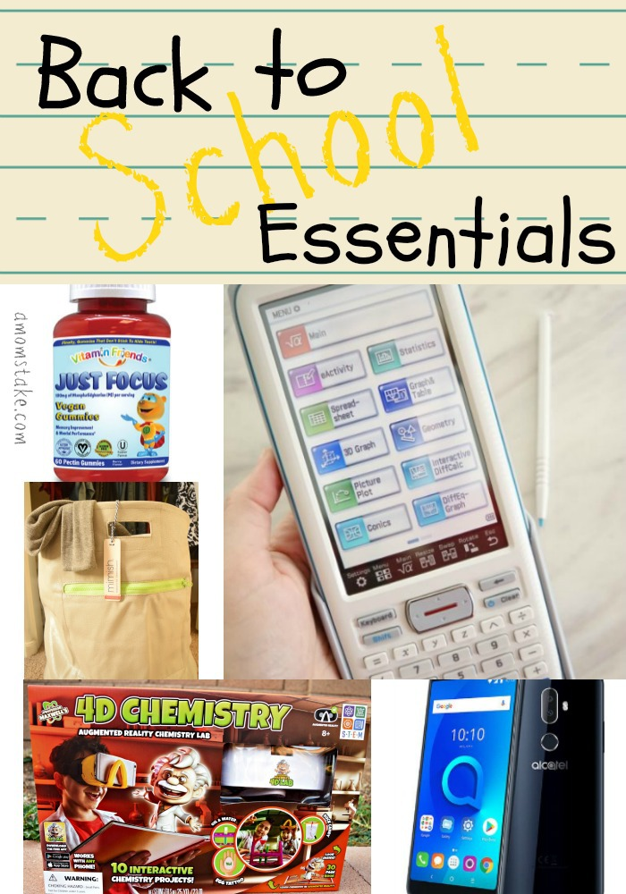 14 perfect items for looking, feeling, performing and learning your best this school year.