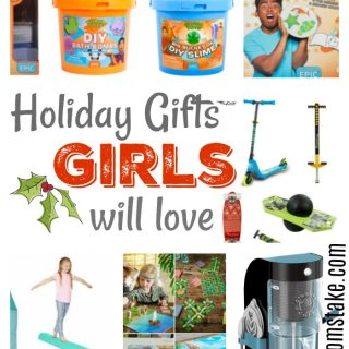 Check out some of our favorite Holiday Gift Ideas for Girls