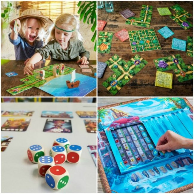 HABA games for Christmas