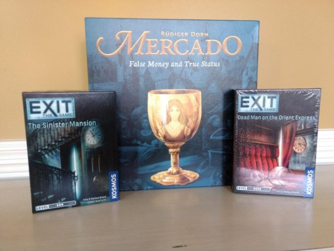 exit and mercado games