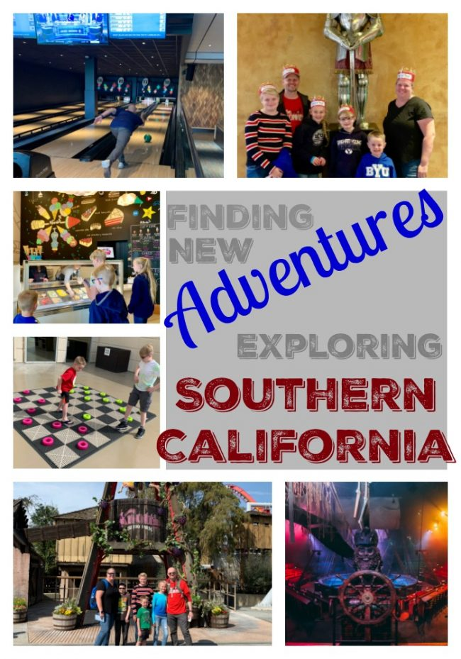 New Adventures in Anaheim Area #AD