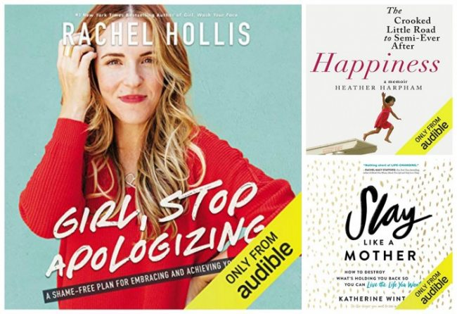 audible books for mother's day