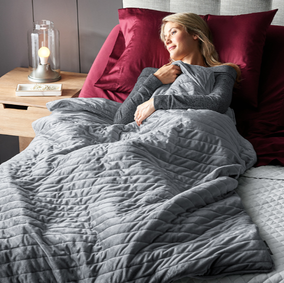 sleep number weighted blanket